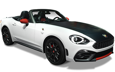 Abarth 124-spider-2019-2d-convertible