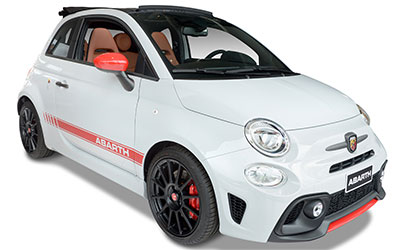 Abarth 500c-2019-2d-convertible