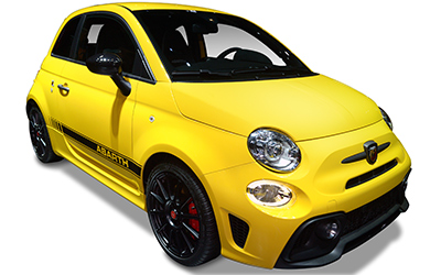 Abarth 500-2019-3d-hatchback