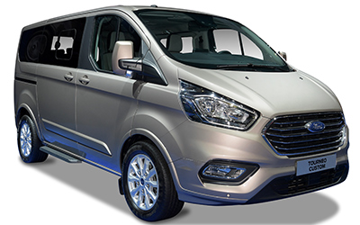 Ford Tourneo Custom - 2018 - 5d