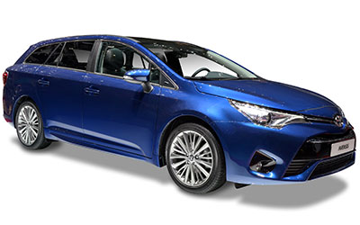 Avensis Touring Sports - 2018 - 5d