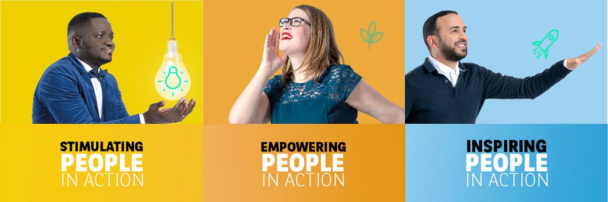 inspiring stimulating empowering