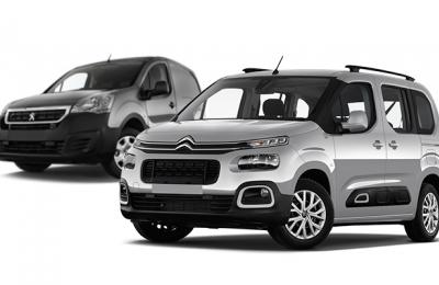 Citroën Berlingo + Peugeot Partner